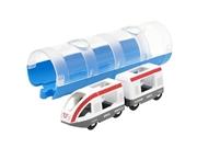 BRIO World Pociąg Osobowy z Tunelem