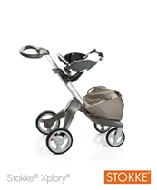 Stokke ® Xplory ® Adapter Do Graco