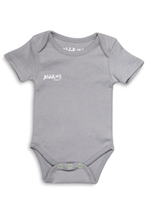 Juddlies Body Everyday Grey 12-18m