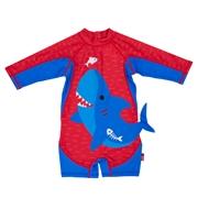 Zoocchini Kombinezon do Pływania Rekin 6-12 miesięcy