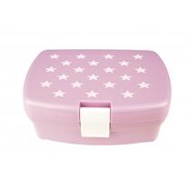 Kids Concept Lunch Box Gwiazdki Różowy