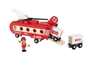 BRIO World Helikopter Transportowy