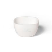 Avanchy La Petite Silikonowa Miseczka dla Dziecka 4m+ White
