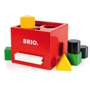 BRIO Drewniany Sorter Kształtów Retro