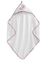 Kids Concept Edvin Ręcznik Lisek Różowy