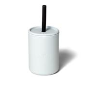 Avanchy LeaPetite Silikonowy Kubeczek dla Dziecka 6m+ Gray