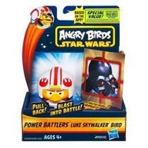 Star Wars Angry Birds Figurka Luke
