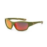 KOOLSUN Okulary SPORT Army Green 3-8 lat