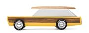 Candylab Samochód Drewniany Woodie Wagon