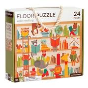 Petit Collage Puzzle Podłogowe Czytanie