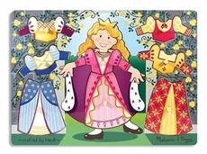 Melissa & Doug Puzzle Księżniczka