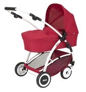 BRIO Wózek dla Lalek Czerwony