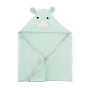 Zoocchini Ręcznik Mały z Kapturem Żyrafa