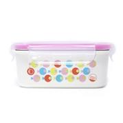 Innobaby Lunchbox Stalowy Fish Pink