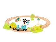 BRIO Disney Zestaw Startowy Kolejka Myszki Miki