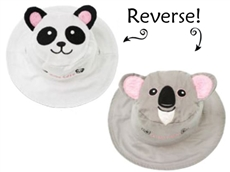 FlapJack Kapelusz Panda/Koala S