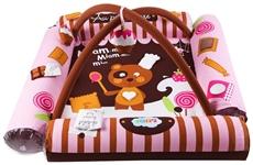 Ludi Plac Zabaw Różowe Słodkie Cukierki