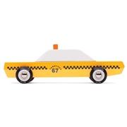 Candylab Samochód Drewniany Taxi Cab