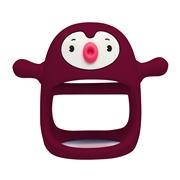 Smily Mia Gryzak Silikonowy Pingwin Buddy Red