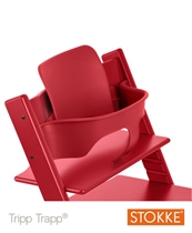 Stokke ® Tripp Trapp® Baby Set™ Red