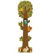 Petit Collage Miarka Wzrostu Drzewo