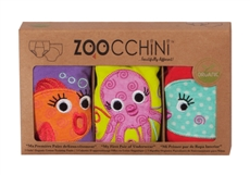 Zoocchini Majtki Treningowe Girl 2-3 Ocean