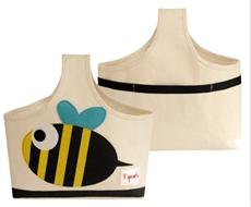 3 Sprouts Organizer Z Rączką Pszczółka