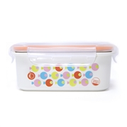 Innobaby Lunchbox Stalowy Fish Orange