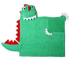 Zoocchini Ręcznik Z Kapturem Dinozaur