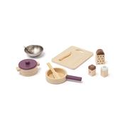 Kids Concept Bistro Zestaw Naczyń Cookware