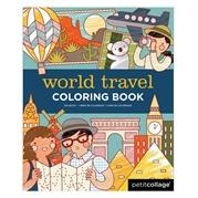 Petit Collage Kolorowanka w Podróży