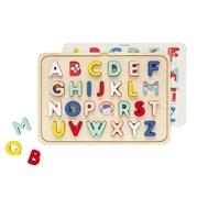 Petit Collage Puzzle Drewniane Alfabet