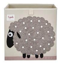 3 Sprouts Pudełko na Zabawki Owca