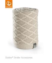 Stokke ® Kocyk Do Wózka Cable Cream
