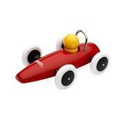 BRIO Samochodzik Drewniany Wyścigówka Cz