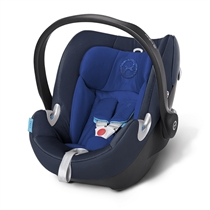 Cybex Fotelik Aton Q Royal Blue