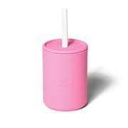 Avanchy La Petite Silikonowy Kubeczek dla Dziecka 6m+ Pink