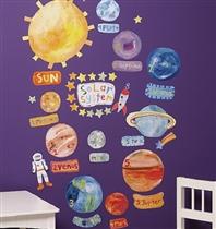 Wallies Naklejki Układ Słoneczny