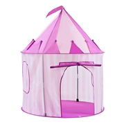 Kids Concept Namiot Różowo Liliowy Wróżka
