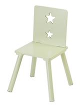 Kids Concept Krzesełko z Gwiazdami Zielone