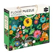 Petit Collage Puzzle Podłogowe Ogród